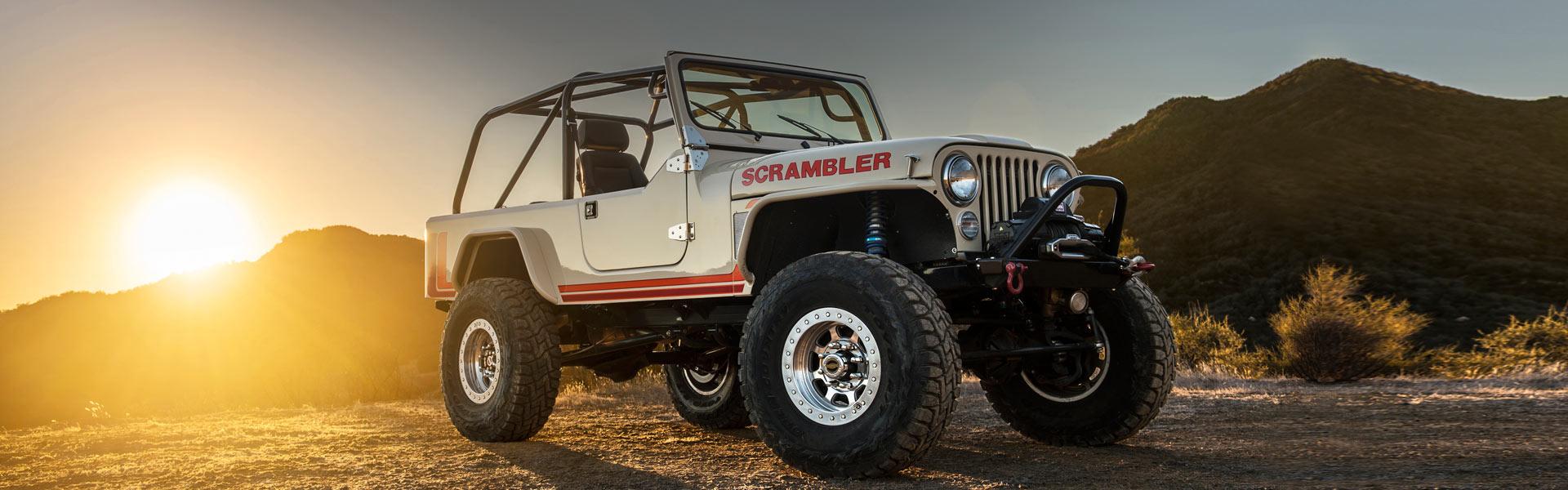 Сервис Jeep CJ