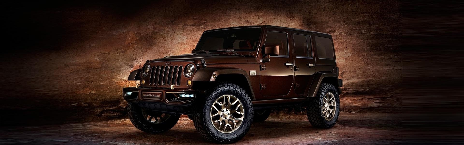 Допоборудование Jeep